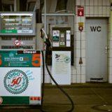 ceny benzinu dovolena