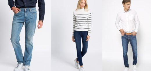 džíny trendy