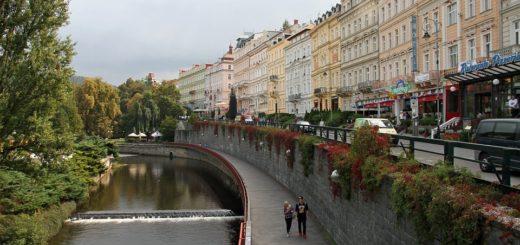 Karlovy Vary a wellness