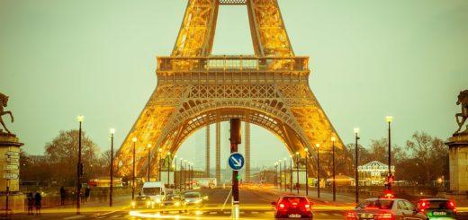 Zamilovaná Paříž