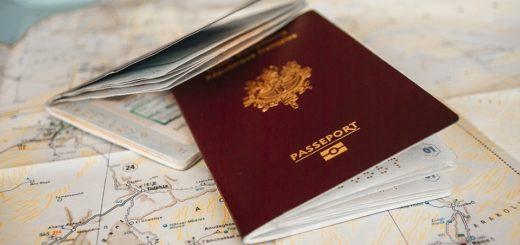 Výměna cestovního pasu