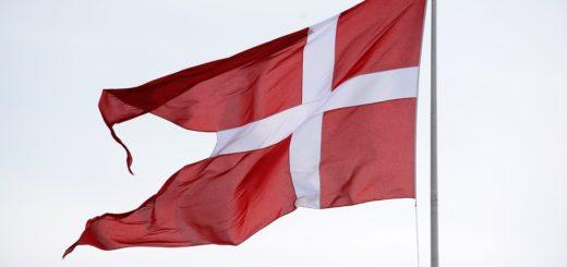 Cesta do Dánska