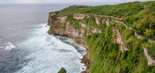 Procestujte Bali
