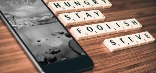 Steve Jobs a jeho výroky, které člověka posunou vpřed